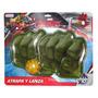 Atrapa Y Lanza Avengers Hulk Marvel Los Vengadores