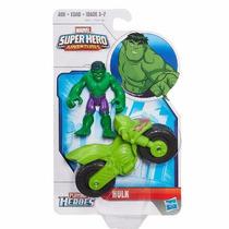 Muñeco Hulk Vengadores Original Hasbro - Mundo Manias