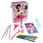 Cartuchera De Minnie Mouse Completa De Utiles Disney Store!!