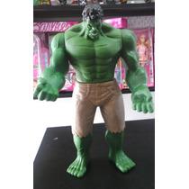 Muñeco Del Increible Hulk - Tamaño Grande 25 Cm