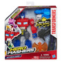 Muñeco Transformers Hero Mashers - Optimus Prime