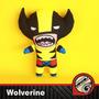 Wolverine Muñeco Vellon Peluchetela X Men