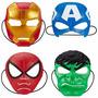Mascaras Marvel 4 Modelos Juguetería El Pehuén