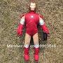 Muñeco Peluche Iron Man Con Sonido. 40 Cm. Hasbro