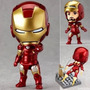 Iron Man - Mark 7 Mini - 3 Modelos - Linea A.