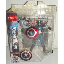 Capitan America- Marvel Select - Cerrado.