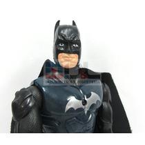 Batman Dark Knight Muñeco Gigante 30cm Luz Sonido Habla Mirá