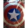 Escudo Capitan America Con 5 Luces Sonidos 35 Cm Avengers