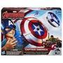 Escudo Capitan America Con Lanzador Nueva Pelicula