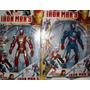 Iron Man 3 Muñecos De La Ultima Pelicula De 16 Cmts.