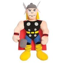 Muñeco Peluche Thor Original Licencia Marvel