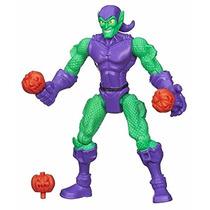 Muñeco Super Hero Mashers Green Goblin Hasbro - Mundo Manias