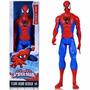 Muñeco Spiderman Hombre Araña Marvel Hasbro Original 30 Cm