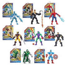 Muñecos Marvel Super Hero Mashers Hasbro - Mundo Manias