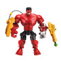 Muñeco Marvel Super Hero Mashers Red Hulk Hasbro Mundomanias