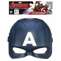Educando Avengers Máscara Capitán América Hasbro B1805