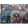 Set De 4 Muñecos De Avengers 2 - La Era De Ultron Vengadores