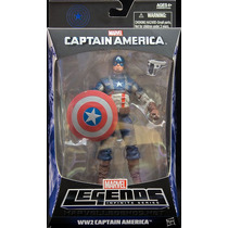 Marvel Legends Capitan America Hasbro The First Avenger Nuev
