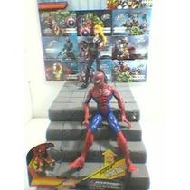 Avengers-lote-hombre Araña-viuda-etiquetas Autoadhes-envios