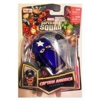 Auto Capitan América Marvel Super Hero Squad Metal Maisto