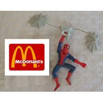 Spiderman Hombre Araña Trepador (mc. Donalds 2009 Cerrado)