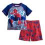 Pijama Spider-man Deluxe Hombre Araña Para Niños Disney Stor