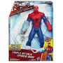 Hombre Araña Spiderman Luz Sonido Arma Hasbro