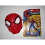 Pack Figura Muñeco Spiderman ( Hombre Araña ) + Máscara !!!