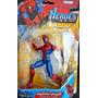 Muñeco Articulado Spider Man Hombre Araña Con Luz 16 Cm.
