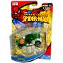 Maisto Hombre Araña Spiderman Green Goblin Duende Verde Auto