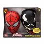 Spiderman Araña Set Mascara Habla Orig Disney Store V.crespo