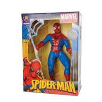 Muñeco Grande Semi Articulado Spiderman Marvel Original