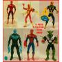 Amazing Spider Man 2 Iron Electro Nova Green Goblin Araña @