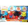 Hombre Araña Spider Man Playskool Hasbro C/ Accesorios!!!
