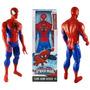 Spiderman Muñeco Gigante 30cm Avengers Original Hasbro Envío