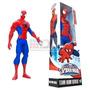 Spiderman Muñeco Gigante 30cm Avengers Rojo-negro Ori Hasbro