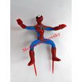 Hombre Araña 12 Cm, Marvel Porcelana Fría Torta O Adorno