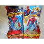 Hombre Araña Web Battlers Con Aracno Cuchillas Junta Piernas