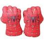 Puños Gigantes Increible Hulk, Hombre Araña. Precio Por Par!