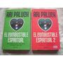 Lote De 2 Libros De Ari Paluch.el Combustible Espiritual.1y2