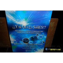 Y Tu Que Sabes?-william Arntz,betsy Chasse Y M. Vicente