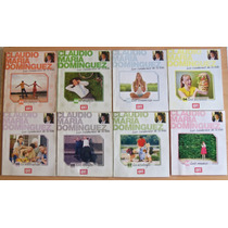 Lote Libros Claudio María Dominguez -revista Gente - Envíos