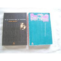 Lote De 2 Libros De Jorge Bucay