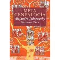 Metagenealogia - Alejandro Jodorowsky - Envio - Nuevo