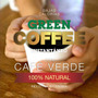 Café Verde - Green Coffee Instantáneo - Soluble 125 Gr