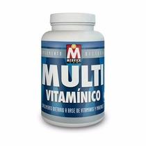 Multivitaminico Vitaminas Y Minerales Mervick X 120 Comp.
