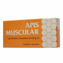 Apis Muscular Anahí Calambres, Dolores Musculares X 30 Comp
