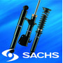 Kit 2 Amortiguadores Delanteros Sachs Iveco Stralis Cabina