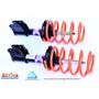 Espirales Corto Xtreme + Amortiguadores Cortos Uno Delantero