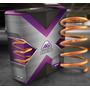Juego De 4 Espirales Ag Extreme Vw Gol G1 Cuadrado